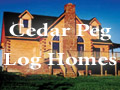 Cedar Peg Log Homes Oriental/Pamlico County Real Estate Services